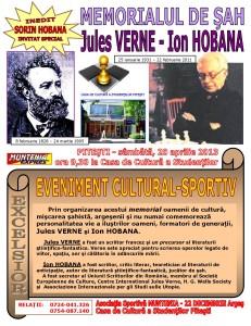 AFIS MEMORIAL JULES VERNE - Ion HOBANA
