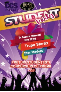 Afis STUDENT PARTYCSP
