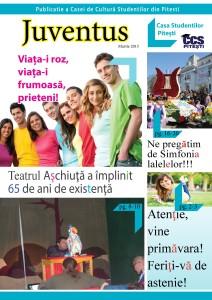 Revista ''Juventus'' Martie 2015