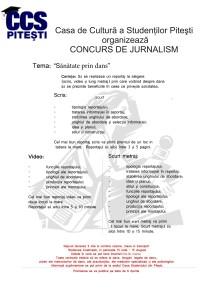 presel jurnalism