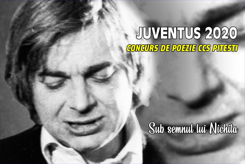"Concursul Național de Poezie ""Juventus"" 2020"
