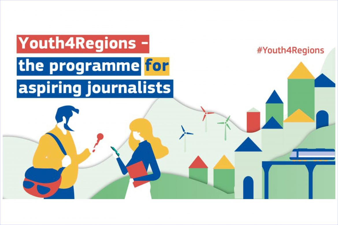 Youth4Regions for inspiring young journalists 2020